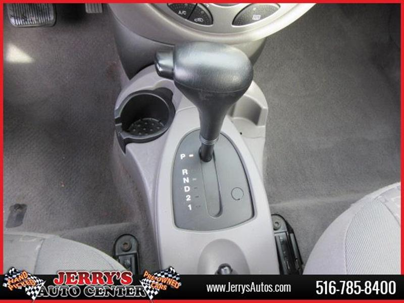 2004 Ford Focus for sale at JERRY'S AUTO CENTER in Bellmore NY