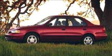 2000 Chevrolet Prizm for sale in Willowbrook, IL