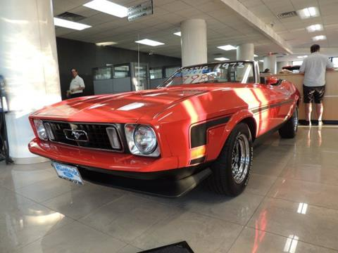 1973 Ford Mustang for sale in Willowbrook, IL