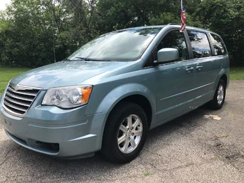 2008 Chrysler Town and Country for sale in Old Brooklyn, OH