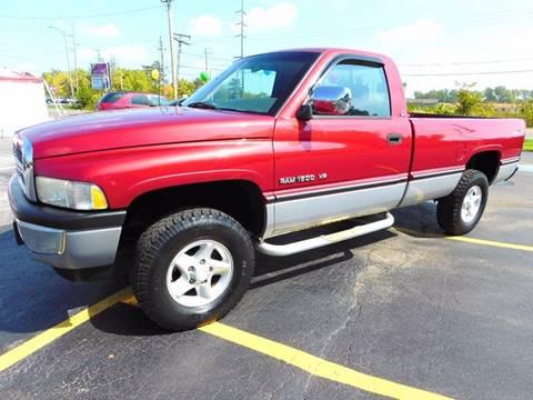 1997 Dodge Ram Pickup 1500 for sale in Fort Wayne, IN