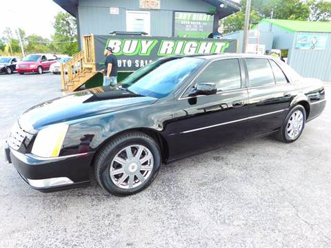 2008 Cadillac DTS for sale in Fort Wayne, IN