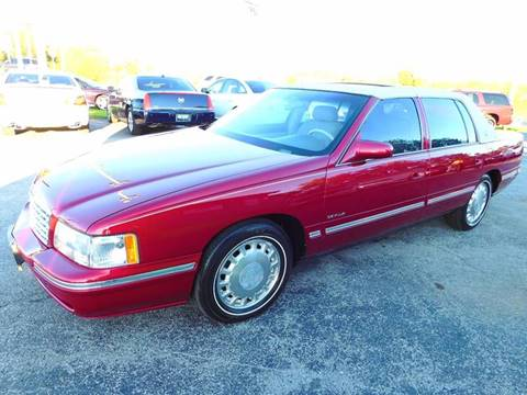 1999 Cadillac DeVille for sale in Fort Wayne, IN