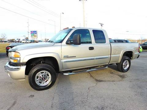 2007 Gmc Sierra 2500hd Classic Slt 4dr Extended Cab 4wd Sb In Fort