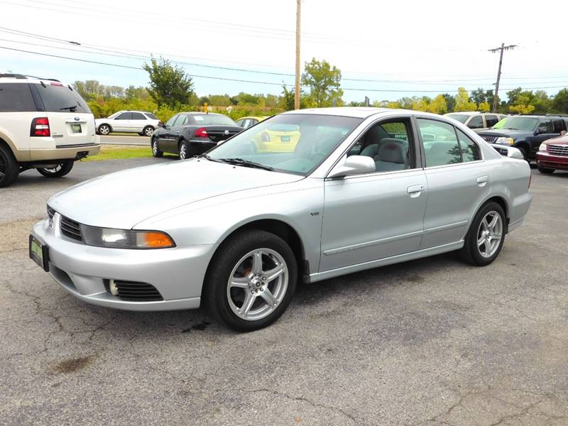 2003 Mitsubishi Galant ES V6 4dr Sedan   Fort Wayne IN