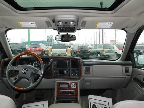 2004 Cadillac Escalade Esv AWD 4dr SUV In Fort Wayne IN - Buy Right on g35 headlight harness, cavalier headlight harness, impala headlight harness, gmc headlight harness, grand prix headlight harness, cobalt headlight harness, malibu headlight harness, excursion headlight harness,
