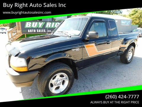 Ford Fort Wayne >> Ford Ranger For Sale In Fort Wayne In Buy Right Auto