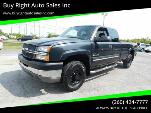 Buy Right Auto >> Buy Right Auto Sales Inc Car Dealer In Fort Wayne In