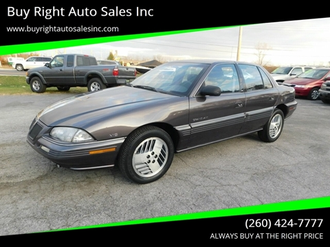 1994 Pontiac Grand Am for sale in Fort Wayne, IN