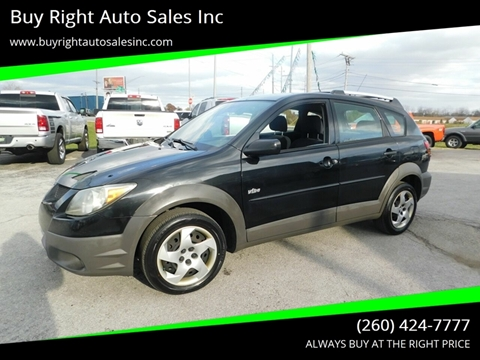 2003 Pontiac Vibe for sale in Fort Wayne, IN