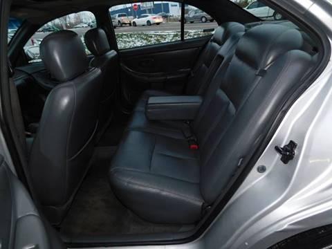 2001 Oldsmobile Intrigue