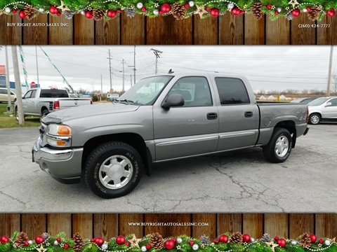 2007 GMC Sierra 1500 Classic for sale in Fort Wayne, IN
