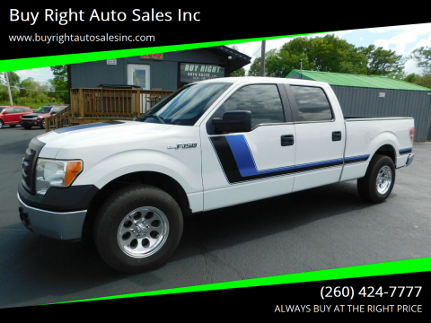 2011 Ford F-150 XL for sale at Buy Right Auto Sales Inc in Fort Wayne IN