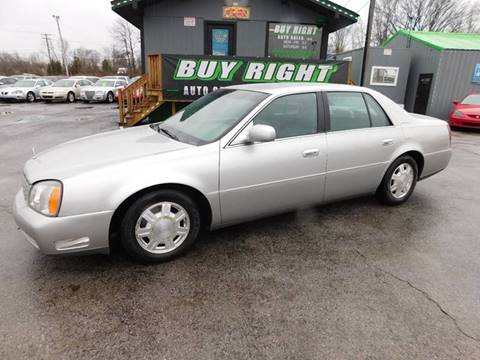 2005 Cadillac DeVille for sale in Fort Wayne, IN