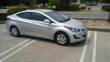 2016 Hyundai Elantra for sale at Affordable Luxury Autos LLC in San Jacinto CA