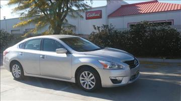 2015 Nissan Altima for sale at Affordable Luxury Autos LLC in San Jacinto CA