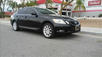 2007 Lexus GS 350 for sale at Affordable Luxury Autos LLC in San Jacinto CA