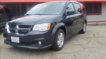 2012 Dodge Grand Caravan for sale at Affordable Luxury Autos LLC in San Jacinto CA