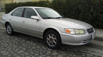 2000 Toyota Camry for sale at Affordable Luxury Autos LLC in San Jacinto CA
