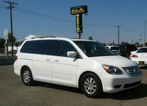 2009 Honda Odyssey for sale at Affordable Luxury Autos LLC in San Jacinto CA