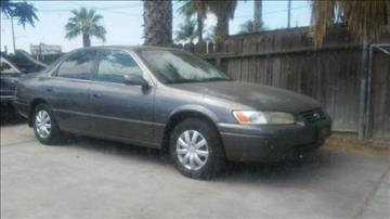 1999 Toyota Camry for sale at Affordable Luxury Autos LLC in San Jacinto CA
