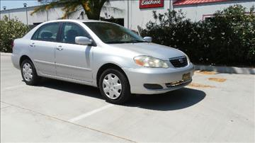 2005 Toyota Corolla for sale at Affordable Luxury Autos LLC in San Jacinto CA