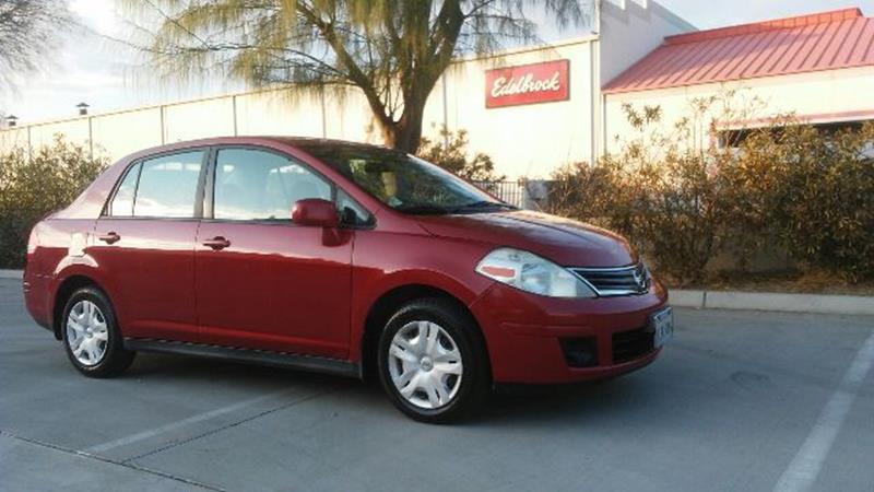 2011 Nissan Versa S Sedan 4D   San Jacinto CA