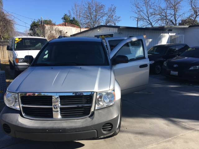 2007 Dodge Durango for sale at Affordable Luxury Autos LLC in San Jacinto CA
