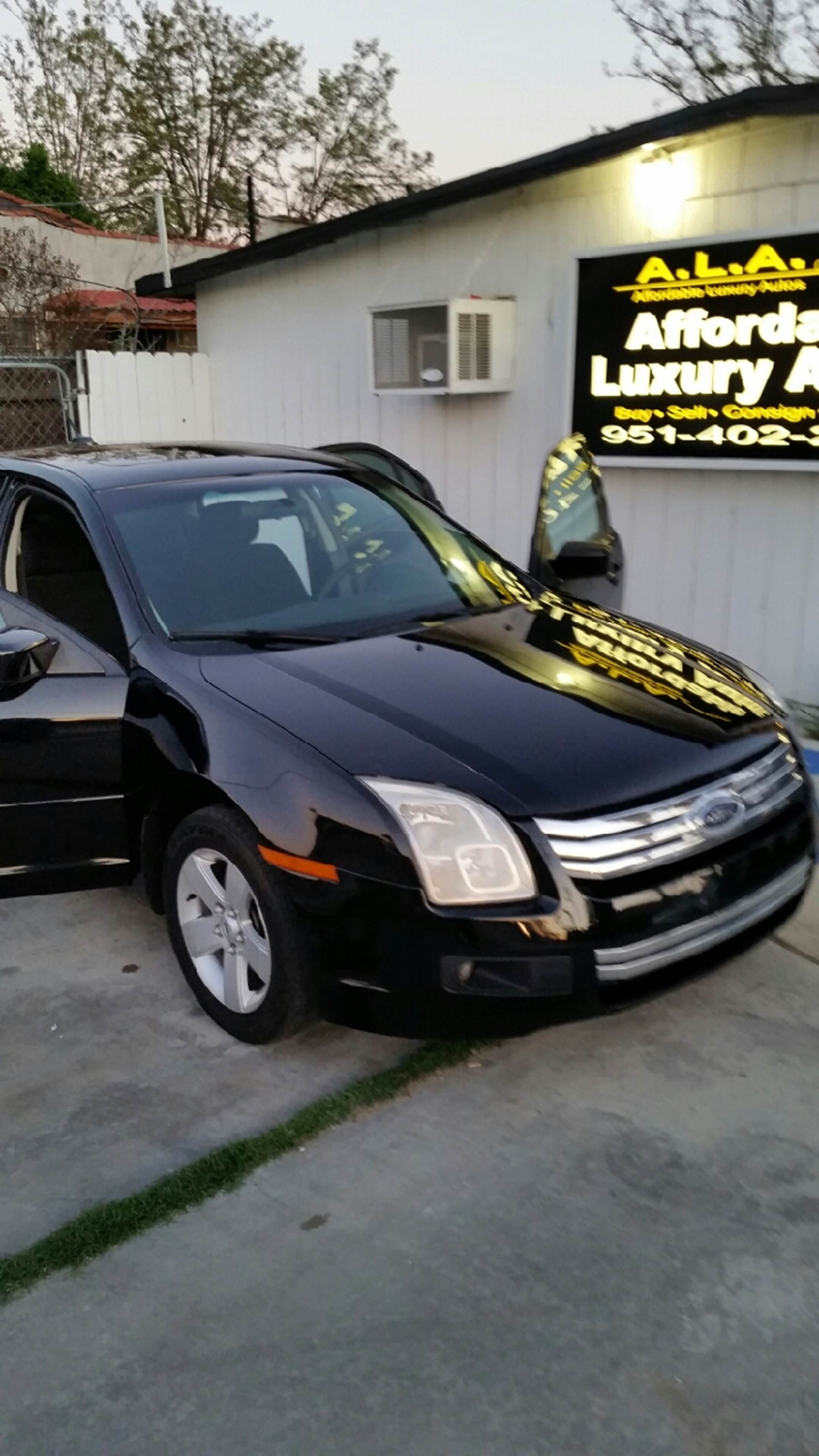 2008 Ford Fusion for sale at Affordable Luxury Autos LLC in San Jacinto CA