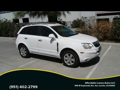 2008 Saturn Vue for sale at Affordable Luxury Autos LLC in San Jacinto CA