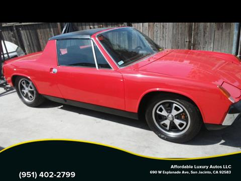1974 Porsche 914 for sale in San Jacinto, CA