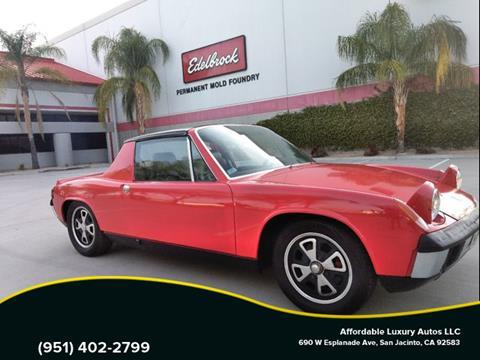 1974 Porsche 914 for sale in San Jacinto, CA