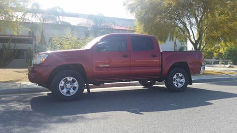 2006 Toyota Tacoma for sale at Affordable Luxury Autos LLC in San Jacinto CA