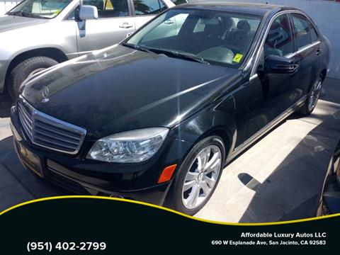 Mercedes-Benz For Sale in San Jacinto, CA - Affordable
