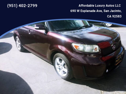 2008 Scion xB for sale at Affordable Luxury Autos LLC in San Jacinto CA