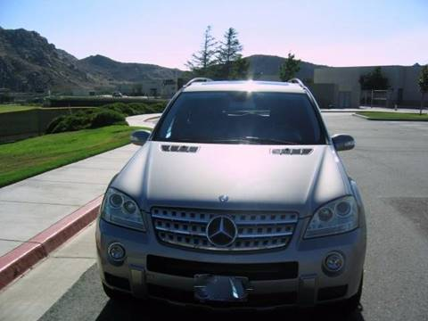 2008 Mercedes-Benz M-Class for sale at Affordable Luxury Autos LLC in San Jacinto CA