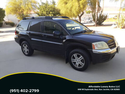 2004 Mitsubishi Endeavor for sale at Affordable Luxury Autos LLC in San Jacinto CA