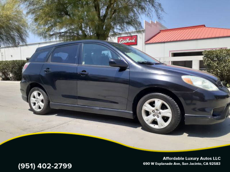 2006 Toyota Matrix for sale at Affordable Luxury Autos LLC in San Jacinto CA