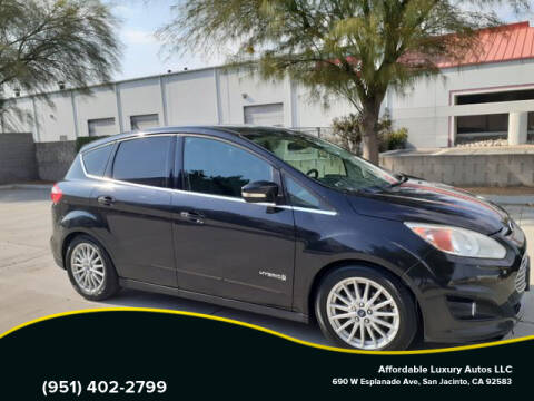 2013 Ford C-MAX Hybrid for sale at Affordable Luxury Autos LLC in San Jacinto CA