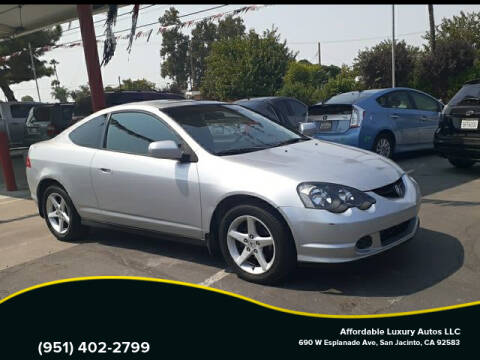 2002 Acura RSX for sale at Affordable Luxury Autos LLC in San Jacinto CA