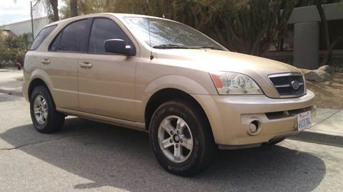 2003 Kia Sorento for sale at Affordable Luxury Autos LLC in San Jacinto CA