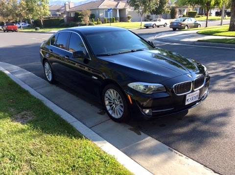 2011 BMW 5 Series for sale at Affordable Luxury Autos LLC in San Jacinto CA