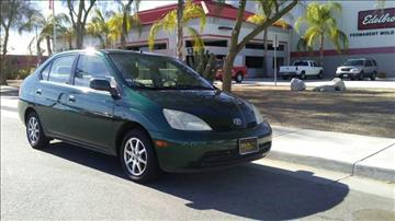 2002 Toyota Prius for sale at Affordable Luxury Autos LLC in San Jacinto CA