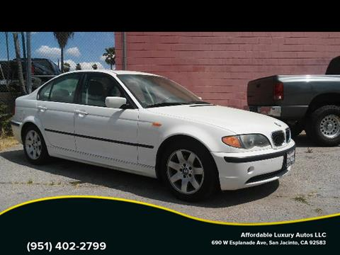 Bmw Used Cars Auto Brokers For Sale Hemet Affordable Luxury Autos - Affordable bmw