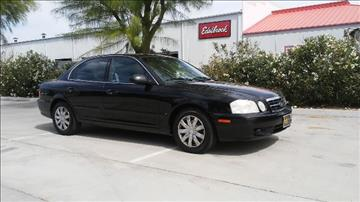 2006 Kia Optima for sale at Affordable Luxury Autos LLC - Affordable Luxury Autos in San Jacinto CA