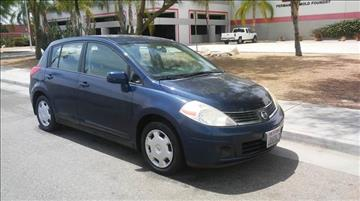 2008 Nissan Versa for sale at Affordable Luxury Autos LLC in San Jacinto CA