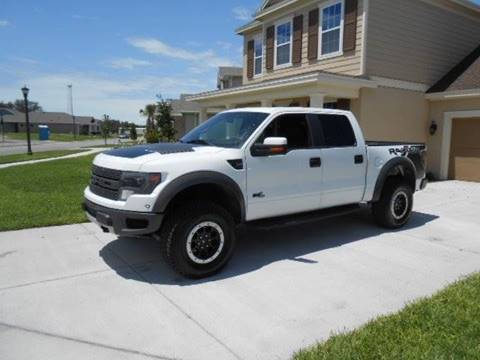 2013 Ford F-150 for sale in Holiday, FL