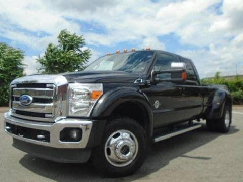 2011 Ford F-450 Super Duty for sale in Holiday, FL