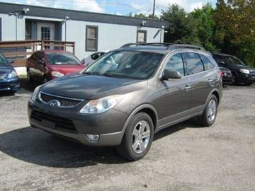 2009 Hyundai Veracruz for sale at WESTCOAST AUTO MALL in Holiday FL