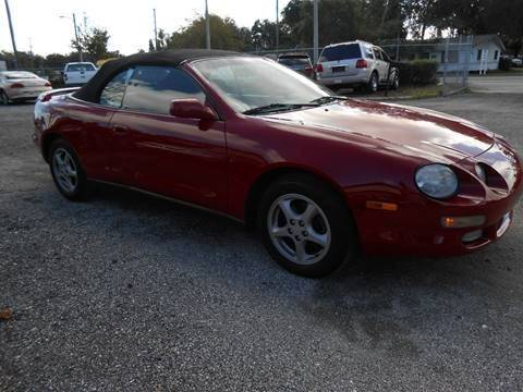 1998 Toyota Celica for sale in Holiday, FL